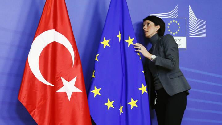 Hvem må være med i EU?