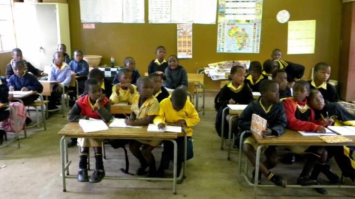 Verdensmål i undervisningen