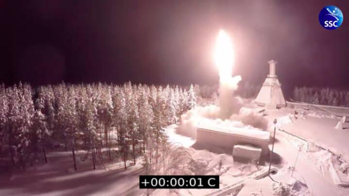 Norge og Sverige starter rumkapløb over polarcirklen