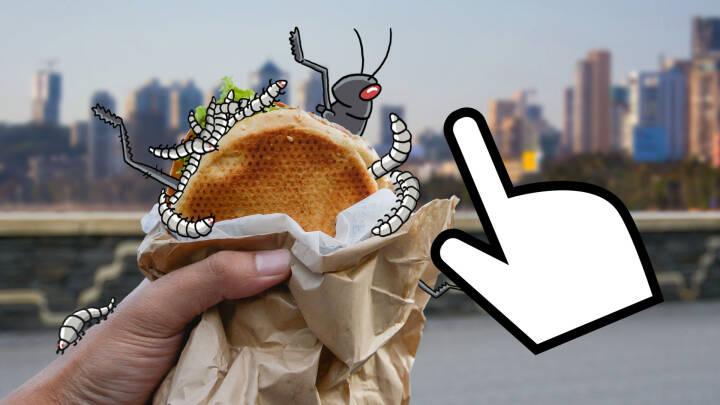 Toiletvand, robotbier og alger: Sådan skaffer vi mad i fremtiden