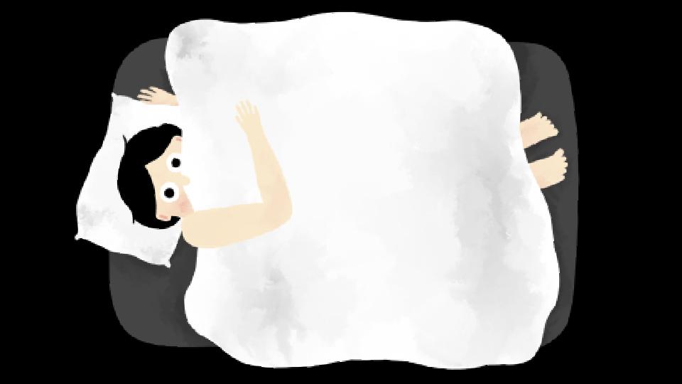 Lamme muskler, vokseværk og mareridt: Der sker underlige ting i din krop, når du sover