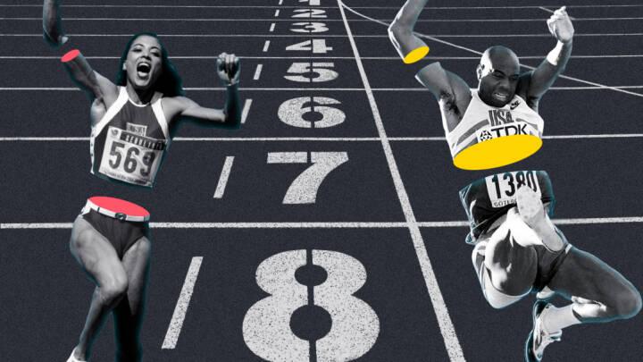 Fem urørlige verdensrekorder: De moderne atleter får bank af fortidens syndere