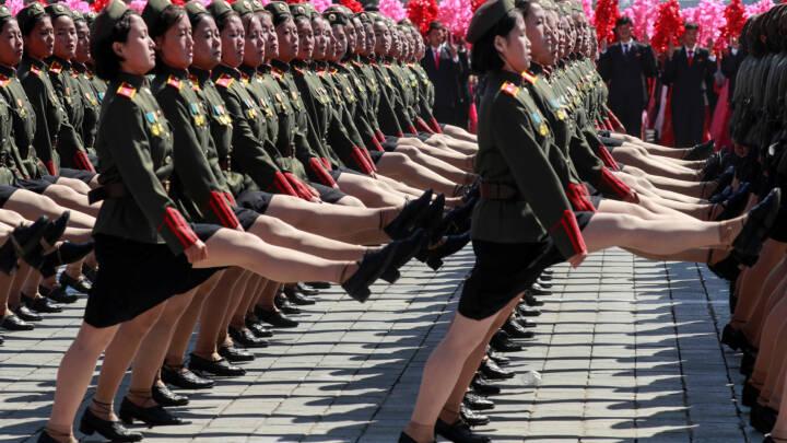 Nordkorea: Amerikanerne skal arbejde sammen med os om nedrustning - ikke true os