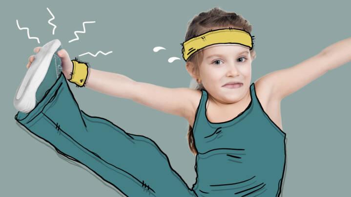 Stiv som et bræt: Bør du strække ud efter træning?