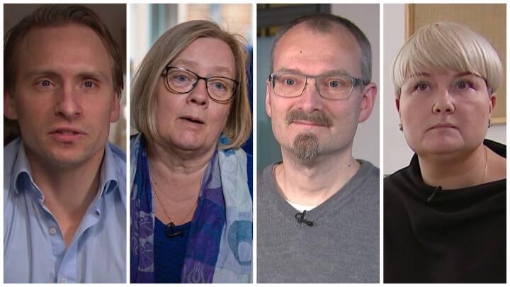 Deres arbejdspladser flyttede ud: Sådan er det gået Niels, Susanne, Pernille og Thomas