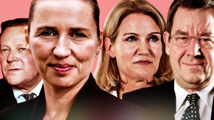 Få historien om Socialdemokratiet: Det største parti, der mistede førsteretten til magten