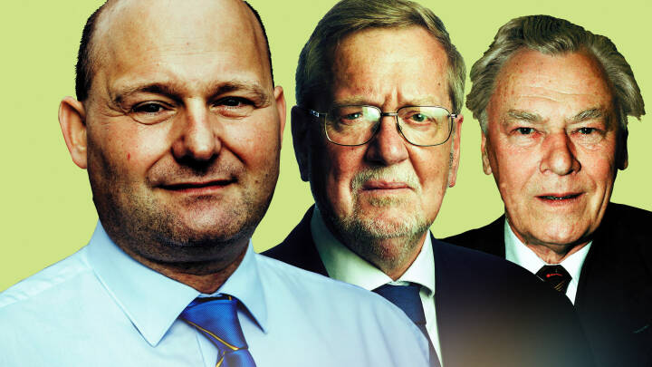 Få historien om Konservative: Hvorfor det store og magtfulde parti blev det mindste på Borgen