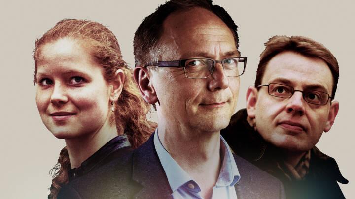 Få historien om Kristendemokraterne: Protestpartiet der (næsten) forsvandt
