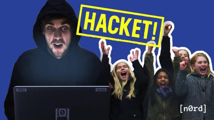 Hjælp! Jeg er blevet hacket