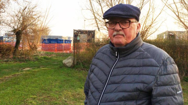 Fanget midt i kæmpe byggeri: Jimmy vil have staten til at købe sit hus