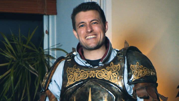 VIDEO Fan af Game of Thrones har brugt 500 timer på rustning