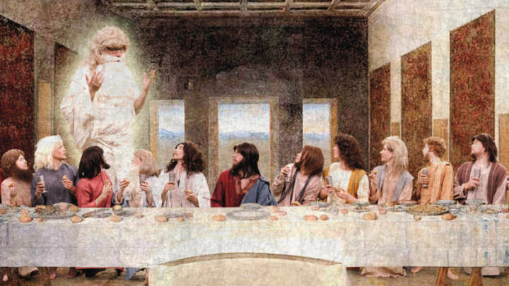 Til middag hos Jesus