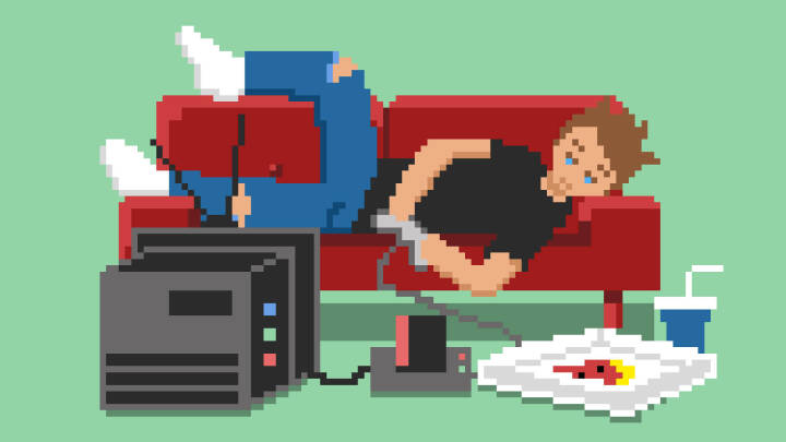 Gaming hele påsken? Det sker der med din krop