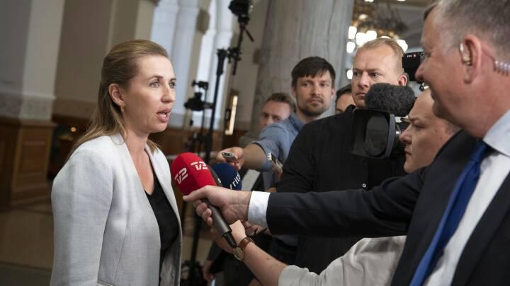 Grønne ambitioner giver 'store uenigheder' mellem Socialdemokratiet og støttepartierne
