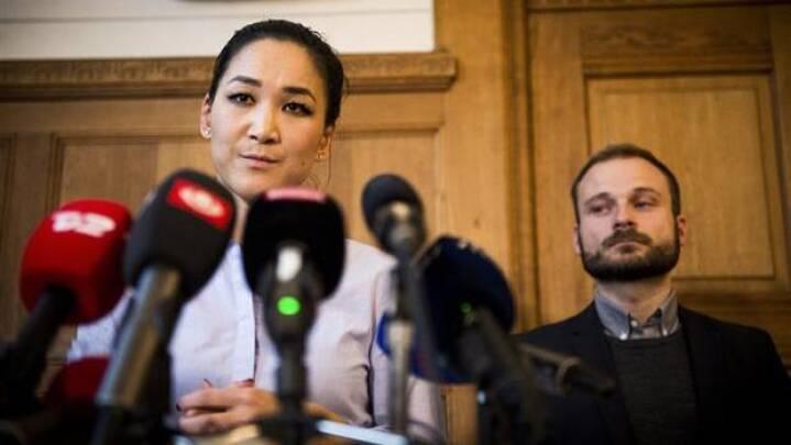 Anna Mee Allerslev opgiver injuriesag mod medier