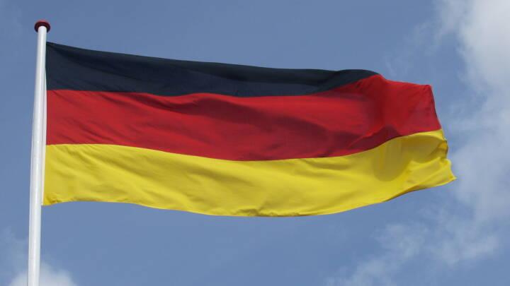 Tysk mindretal vil bruge eget flag i Danmark