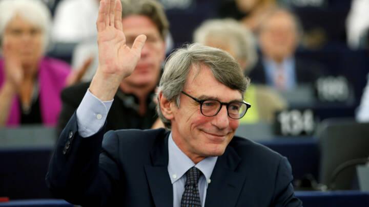 Toppost-kabale tættere på at gå op: Italiener valgt som formand for Europa-Parlamentet