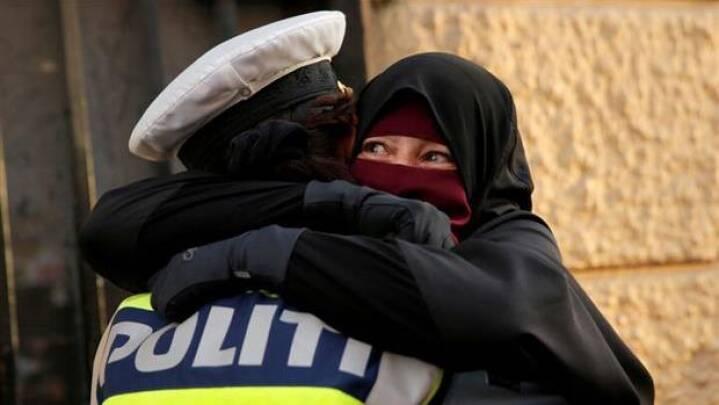 Et år med burkaforbud: 23 har fået bøder