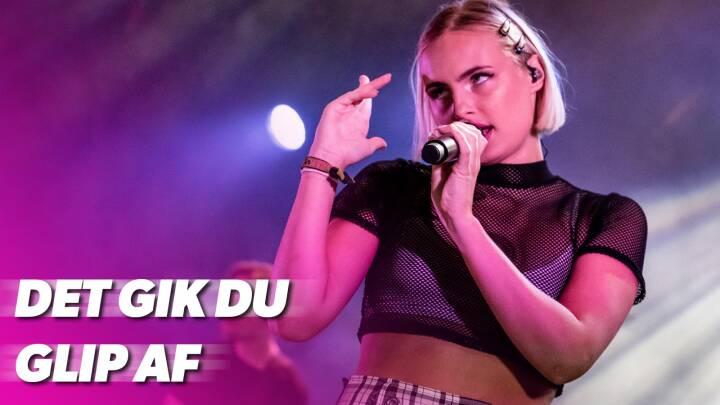 Popkomet 'kamp-brækkede' sig få dage inden stor koncert: 'I skal ikke lade, som om I ikke også har gjort det'
