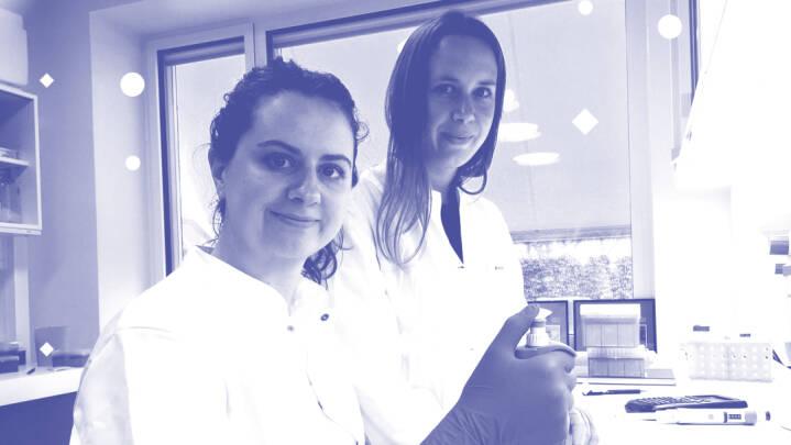 25-årige Katrine klipper og klistrer i menneskeceller: Jeg vil hjælpe uhelbredeligt syge