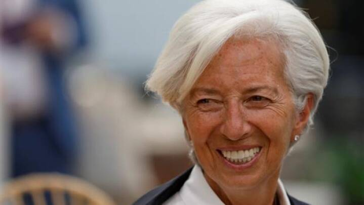 Christine Lagarde er formelt valgt til chef for centralbank