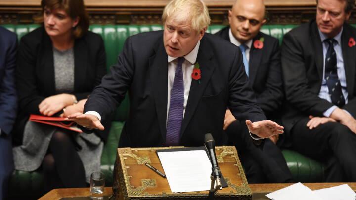 Boris Johnson får igen nej til at udskrive valg