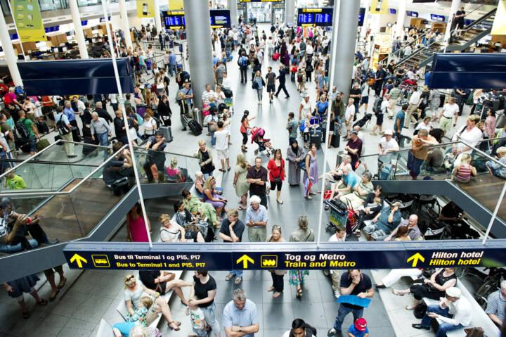 Brasilianere Stoppet I Kobenhavns Lufthavn Med Ni Kilo Kokain