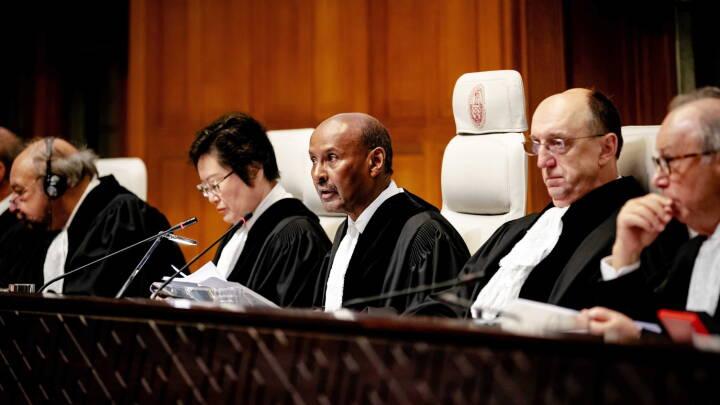 FN-domstol: Myanmar skal hindre folkedrab på rohingyaer
