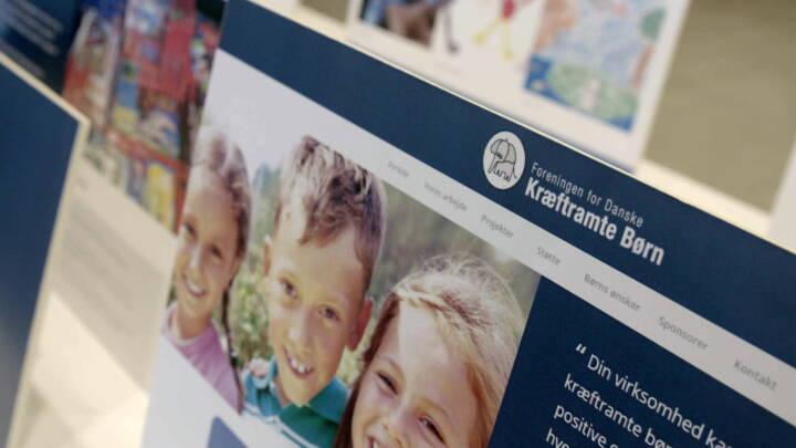 Bagmand dømt for svindel med indsamlinger til kræftramte børn