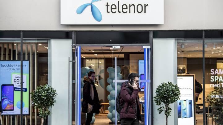 Op mod 1.000 danskeres sms'er endte hos politiet: Telenor stod bag fejlen