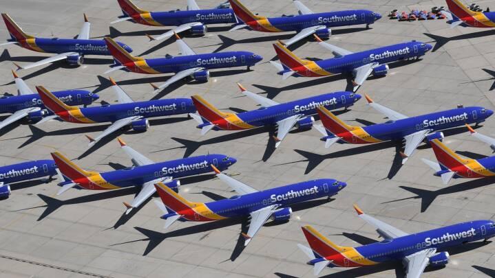 Boeing taber milliarder efter flyproblemer