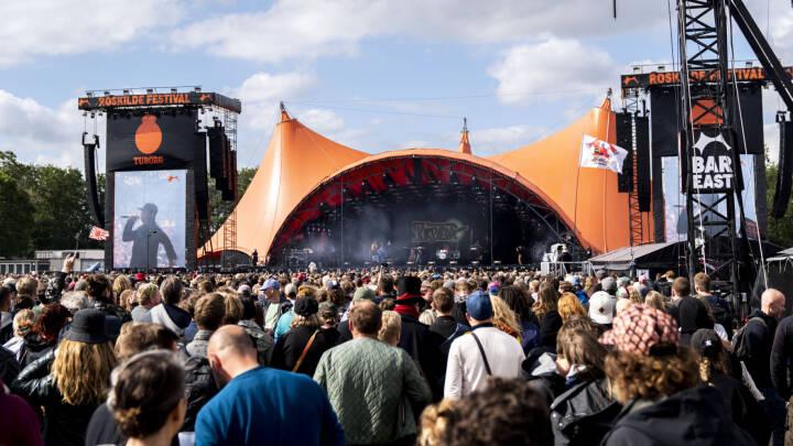 Roskilde Festival slår rekord: Billetterne revet væk
