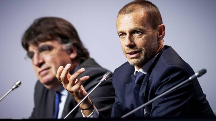100 dage til EM: Mange corona-spørgsmål, men få svar fra Uefa