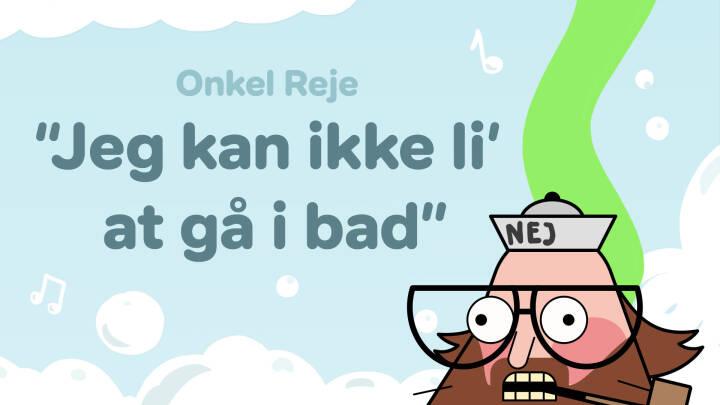 Onkel Reje sangtekst
