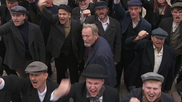 Historien om Danmark: Det svære demokrati