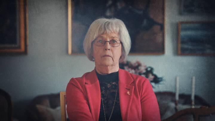 Jytte mistede seks familiemedlemmer på Scandinavian Star: Man var taknemmelig for at få dem hjem. Selvom det var i en kiste