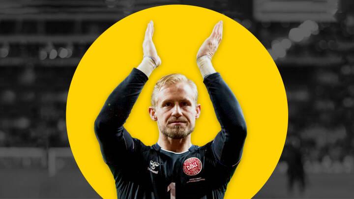 Schmeichel saluterer danskerne: 'Det gør mig stolt'