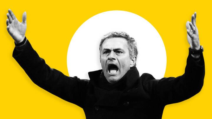Mourinhos mesterværk: Spillerne græd og 'svedte blod' for træneren på hævntogt