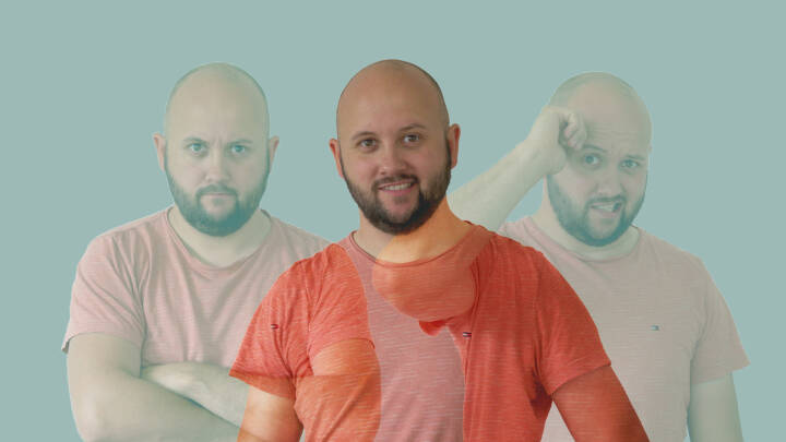 Daniel har ikke energi til dig: 'Jeg lyder som et arrogant svin – men jeg er bare introvert'