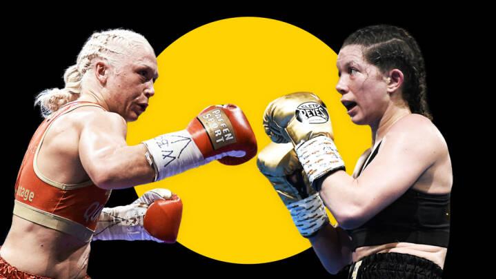 Danmarks to bedste boksere vil mødes i ringen: 'Lad os få lavet den kamp'