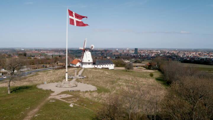 Nationalisme i Europa og Danmark