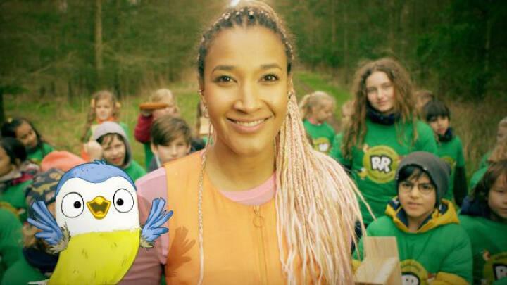 Ny Ramasjang Redder Fuglene musikvideo