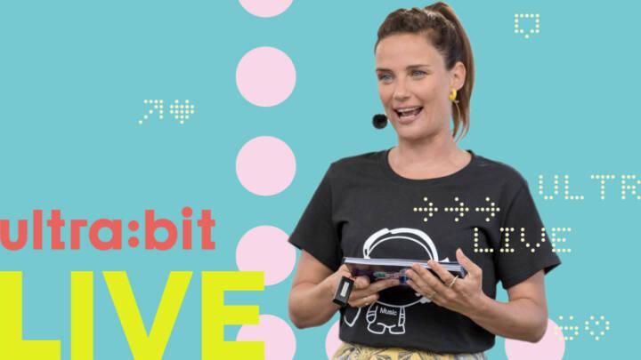 Se ultra:bit LIVE med Sofie Østergaard