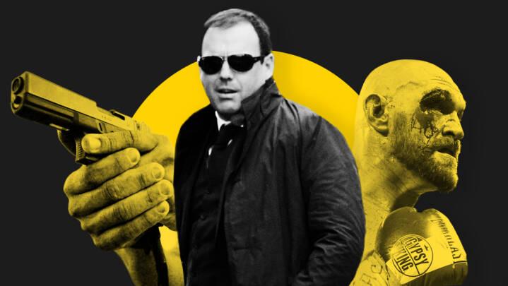 Gangsterboss er medarrangør af verdens største boksebrag: 'Skandale', at hans 'blodspor vaskes bort'