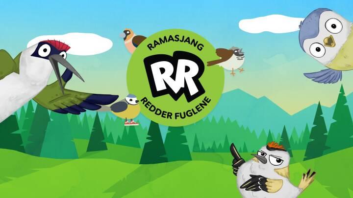 Om Ramasjang Redder Fuglene
