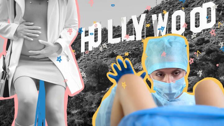 Det bliver ikke som på film: 3 måder hvor Hollywood fremstiller fødsler helt forkert