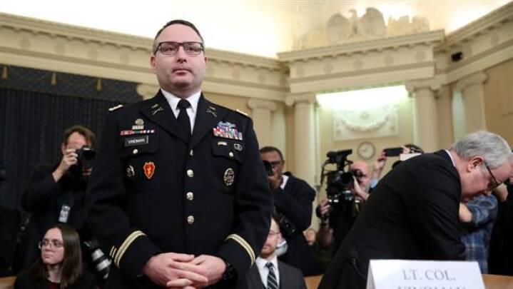 Vidne i rigsretshøring forlader hæren: Beskylder Trump for mobning