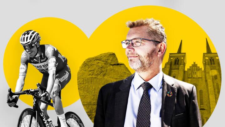 Touren tager ny omvej mod København: Dansk start udsættes til 2022