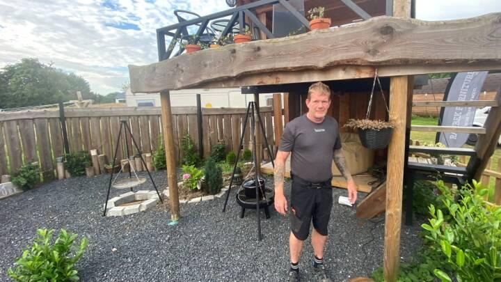 Shelter i baghaven: Corona har givet salget et boost