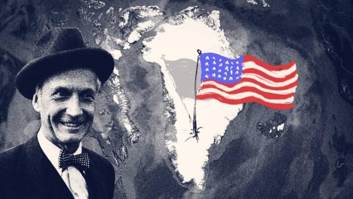 Dansk diplomat satsede alt og begik højforræderi, men uden ham kunne Grønland være amerikansk i dag